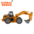 Hot Sale Global Drone Huina 1530 Mini RC Excavator Toy 1:18 6 Channel Engineering toy Car RC Monster Truck With Charging Battery