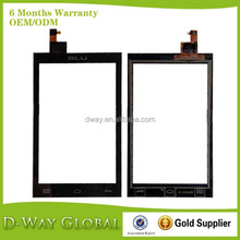 Paypal Accepted Original New touch screen display for Blu Dash Music II d330 Touch digitizer