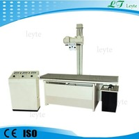 ce approved popular double fouce medical 125kv 300ma machine x-ray