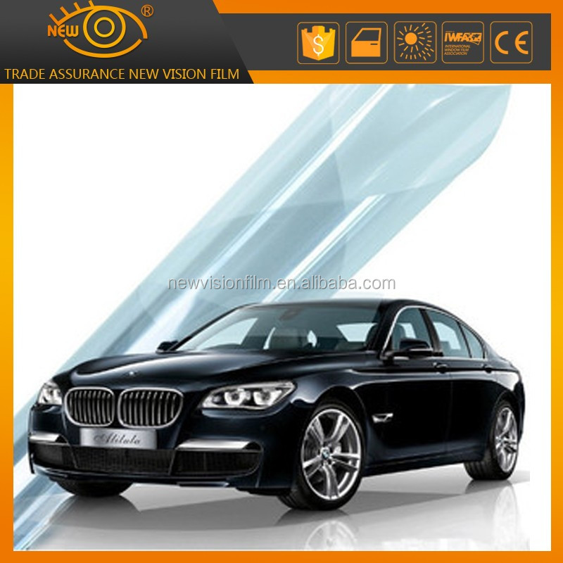 Top quality 7090 dyed nano ceramic ir film for window