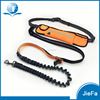 Hands Free Elastic Running Dog Leash with Waist Bag