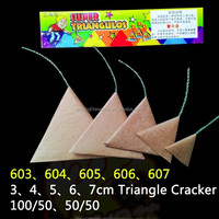 Trigone firecrackers TRIANGLE CRACKER chinese firecrackers