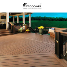 Park Road fireproof wpc decking boards