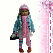 18 inch best candy doll models
