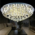 luxury crystal home decorative lamp