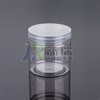 Wholesale can printed plastic honey cream packaging bottle body butter plastic jar