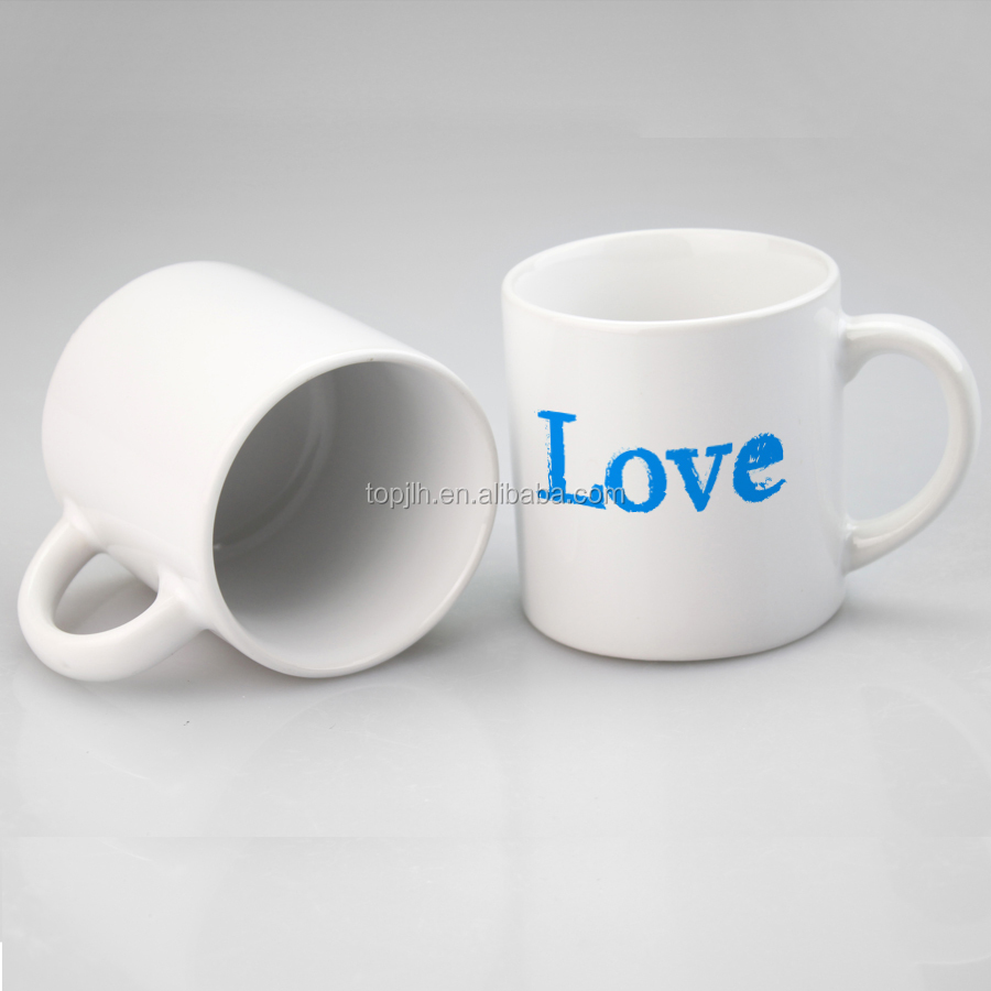 sublimation blank 6oz coffee mug cup transfer image small cup