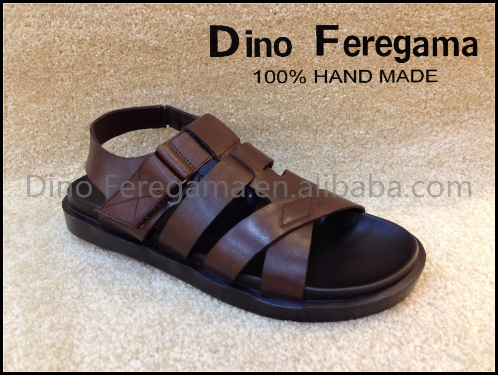 2016 new men <strong>sandals</strong> hot sale Europe style comfortable man leather <strong>sandals</strong>