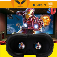 Active 3d glasses for bl film video Virtual reality glasses vr box 3d glasses