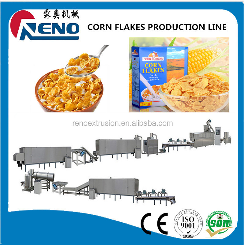 Most popular creative hotsale electric corn flake pressing machine