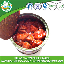 snack foods new premium seasoning canned spiced pork cubes