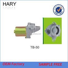 TB50 Starter Motor for Motorcycle RUSSIA Market