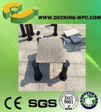 ABS Material Decking Adjustable Plastic Pedestal