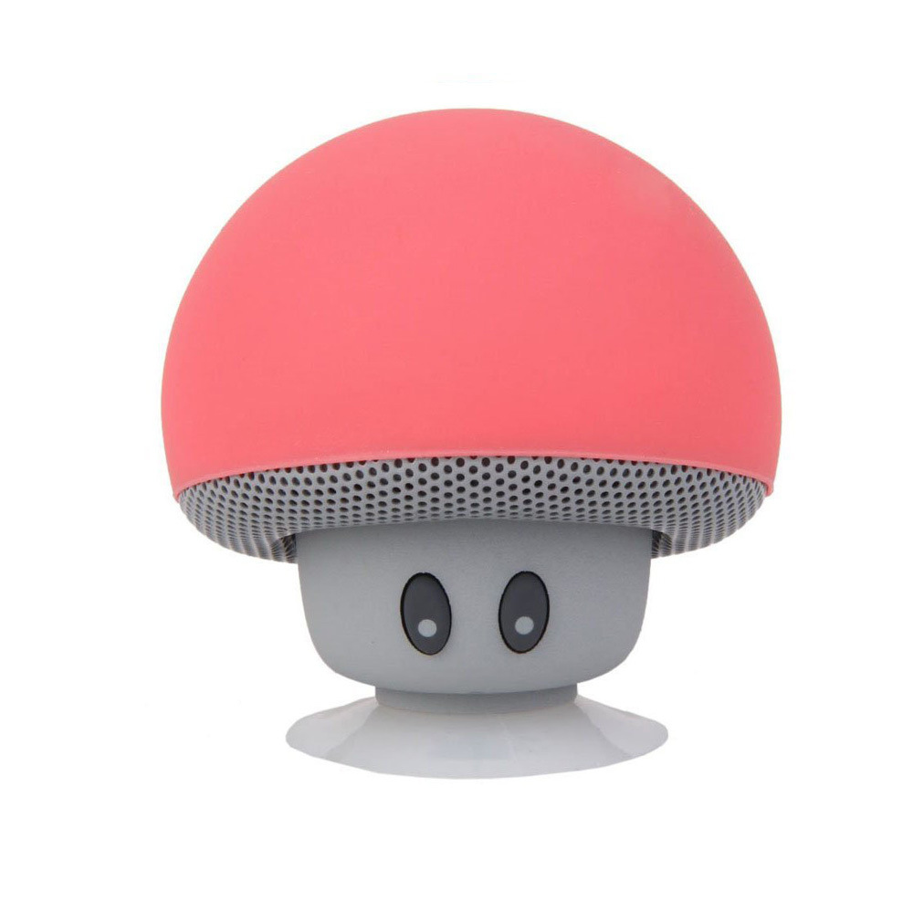 Hot selling enjoy music computer car round ibastek bluetooth speaker in stock