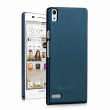 Good handy rubberized pc hard case for huawei p6 case mobile phone case new product for 2013