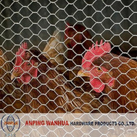 cheap chicken coops hexagonal mesh ( anping factory )