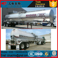 High quality fuel/diesel transport tank trailer ( Other volume optional)