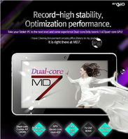 "[MPGIO] Tablet PC / MD7 (8G) / 7"" 16:9 Dual core RK3066 / Android 4.1.1 Jelly Bean / HDMI / Smart Pad / Wifi"