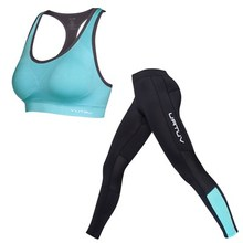 Vutru Wholesale Sports Bra And Legging Set Gym Sport Yoga Pants For Women Running Wear Gym Suit