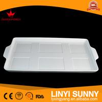 Ten Strawberry Street Simply White 1plate/hotel ceramic dinnerware