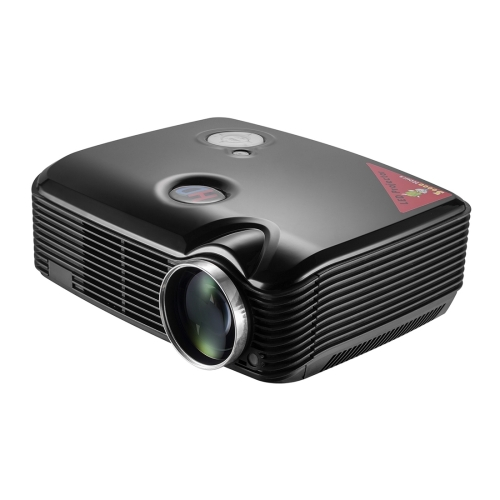PH5 Mini Projector 2500 Lumens LED 800x600 SVGA Multimedia Video Projector