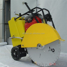 Mini portable Gasoline engine road Concrete cutter/Asphalt cutting machine for sale