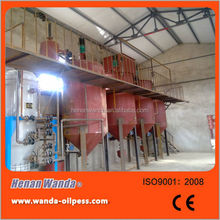 China supplier oil refinery production line