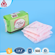 Disposable night use super absorbent winged cloth menstrual pads