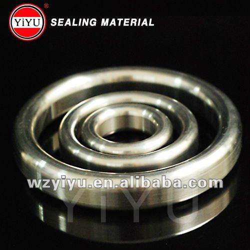 metallic soft iron gasket ring