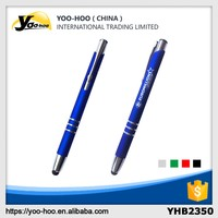 Promotional Screen Touch Plastic Stylus Ball Pen