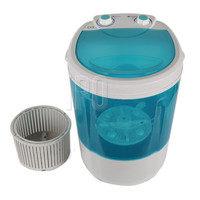 Single Tub Top Loading Portable Mini