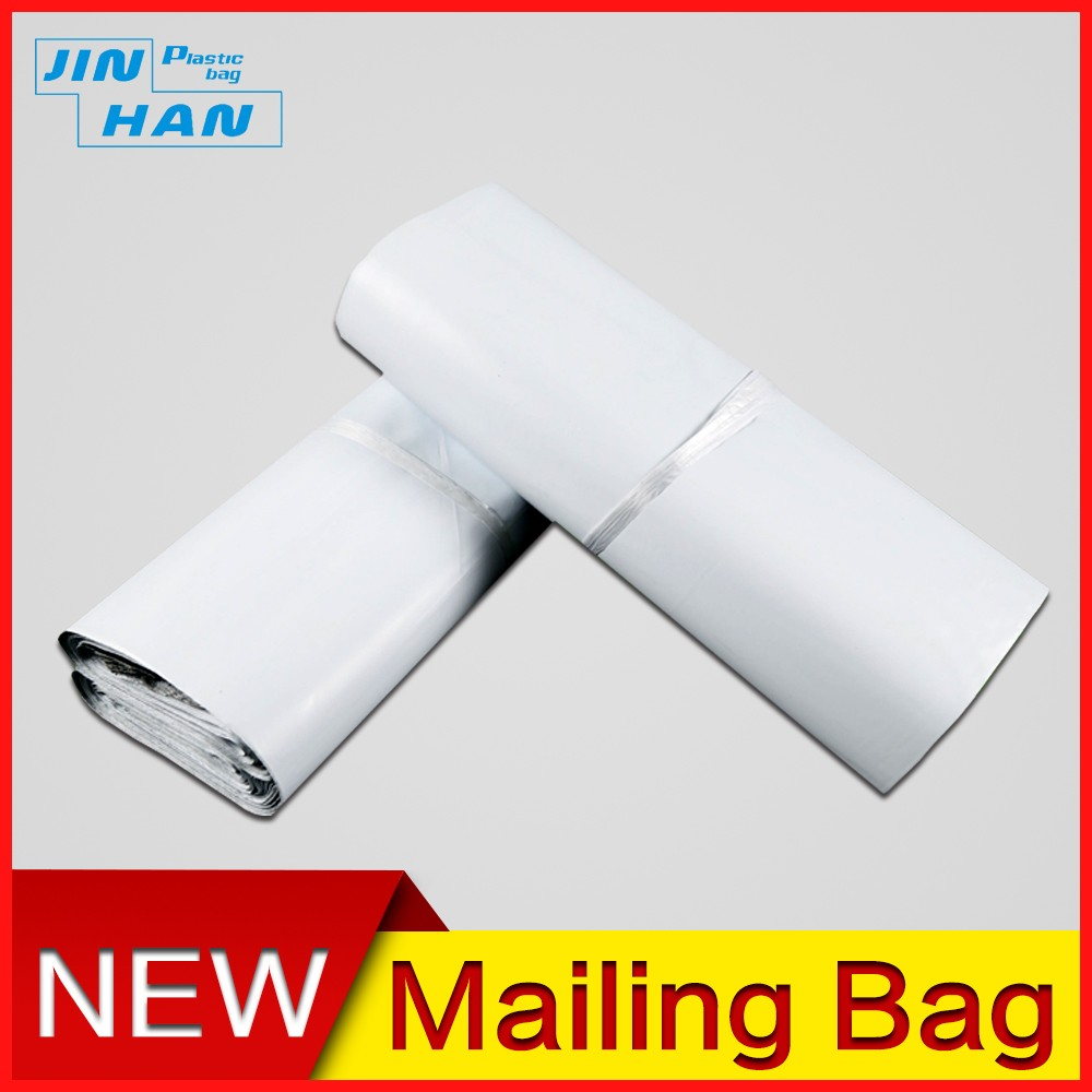 courier bag adhesive tape China manufacturer poly mailing bags