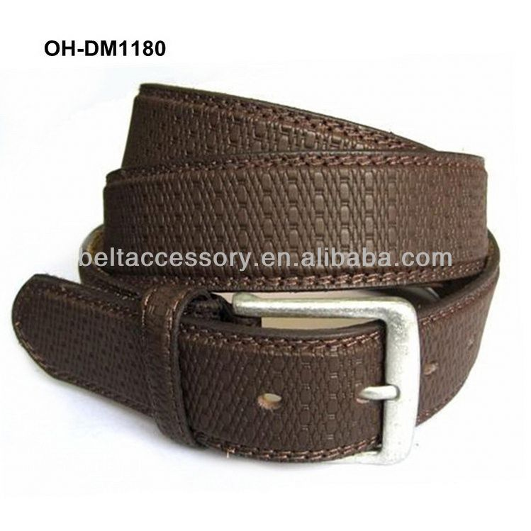 2014 Best Quality High Quality Wholesale Leather Belt Blanks