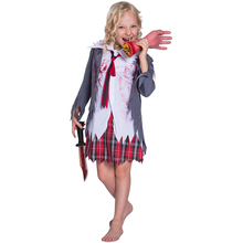 Carnival Party Children Halloween Blood Costumes Cosplay Fancy Dress For Kids