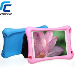 Tablet accessories/peripheral bumper shock-proof 10.1 tablet silicone case