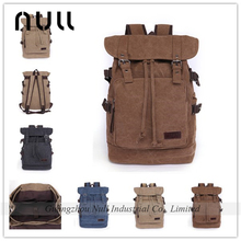 Teenager head cover and drawstring style wholesale sports backpack