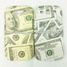 US dollar case back cover for Samsung Galaxy S3 I9300