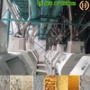 Maize meal production processing plant/super maize meal machine