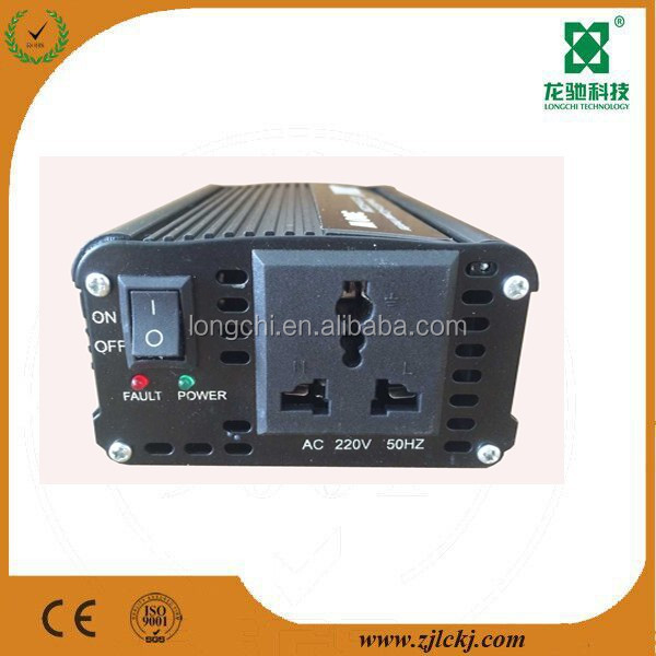 In Car 500w DC 12V to AC 220V Intelligent Power Inverter