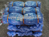High quality nylon monofilament fishing nets exported to Japan / red de pesca de nylon