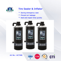 Automotive Tire Care Products 400ML Tire Sealer and Inflator