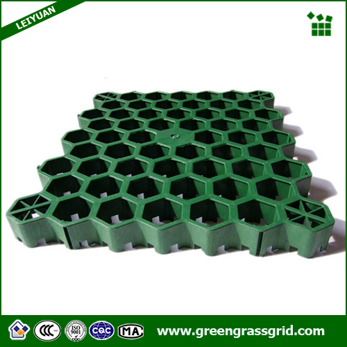 Flexible Design Compelety Green Honeycomb Cellular Paving Grid
