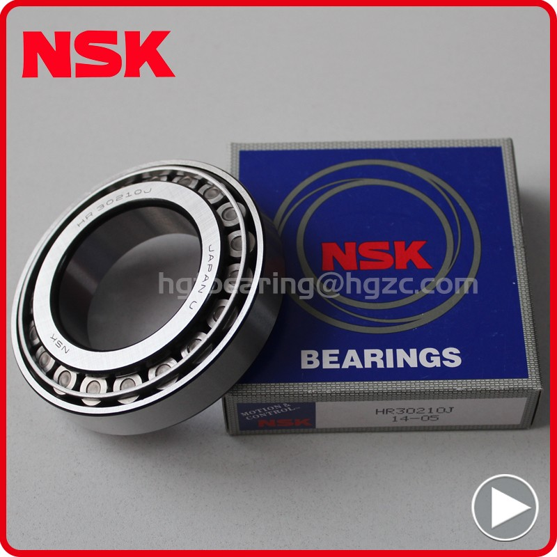 original Japan NSK tapered roller bearing 31319