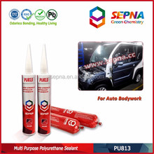 Polyurethane Adhesive for Windshield Automobile Windscreen Glue
