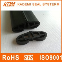 weather stripping auto rubber profile Anti-rust of china manufacturer
