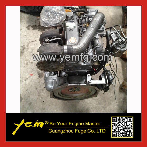 diesel engine 4BG1 engine assy 4BG1 complete engine