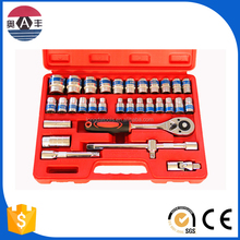 32pcs Drive Mechanics tool set socket set car repair tool kit