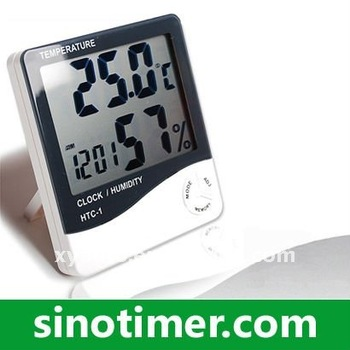 Digital Hygrometer and Thermometer