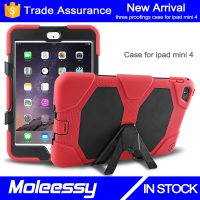 Strong manufacturer phone case for ipad mini4 back cover cheap wholesale case for ipad