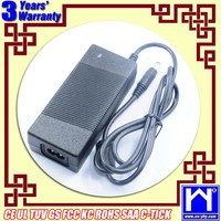 12 Volt 5 Amp DOE 6 led adaptor dve switching power supply 12v 5a adapter for hair clipper smps power supply